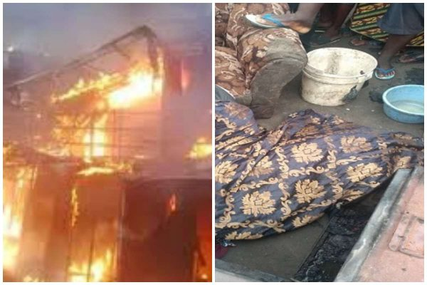 4 Siblings burnt to death in Warri lailasnews